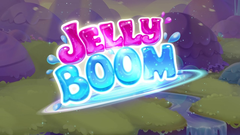 Feed your Slimes - Jelly Boom Slot