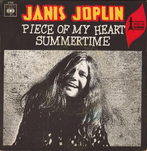 СДЕЛАЙ ПОГРОМЧЕ — Janis Joplin - Piece of My Heart, изображение №5