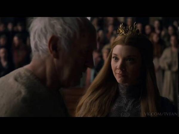 6 сезон 10 серия Игра престолов Серсея взорвала септу Дикий огонь