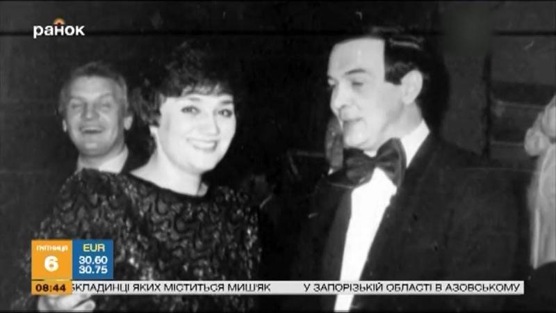 Любовь столетия Тамара Синявская и Муслим Магомаев