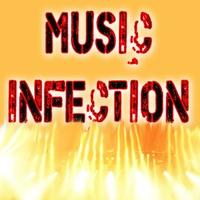 Логотип Music InFection Radio, TV, Stream, FEST