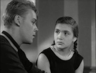 Повесть о первой любви. (1957).