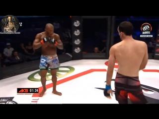 Mark Glover vs. Davis Dos Santos (Brazil)