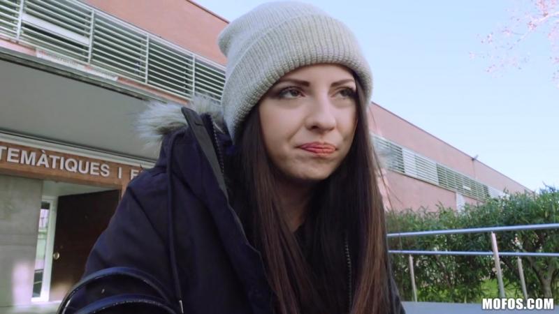 Rebecca Volpetti - Italian Cutie Rides Dick At School [All Sex, Hardcore, Blowjob, Gonzo]