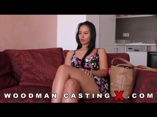 Andreina De Luxe - Casting Anal, Hard sex, Big ass, tits, brunet