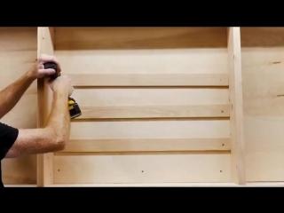 Шкаф для инструментов - как вам идея -