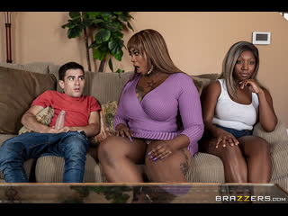 Brazzers - Mom Makes It All Better / Victoria Cakes & Jordi El Niño Polla