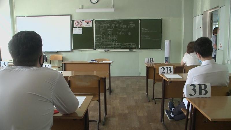 Новоуренгойские выпускники приступили к сдаче ЕГЭ по русскому языку