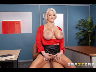 Alura Jenson - My Prof's Filthy Mouth [2020, Femdom, Teacher, School, Milf, Big Tits,Big Ass, Deep Throat,Порно Анал Сиськи]