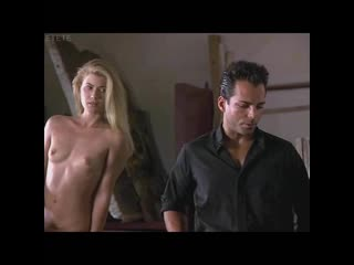 CMNF, отрывок из фильма с голой моделью в арт-классе