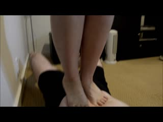 Pedestal - Micro Bikini Trample ffbb4 Luna Lain femdom mistress