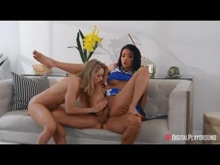 Aaliyah Hadid Kimmy Granger  [порно, HD 1080, секс, POVD, Brazzers, +18, home, шлюха, домашнее, big ass, sex, минет, New Porn