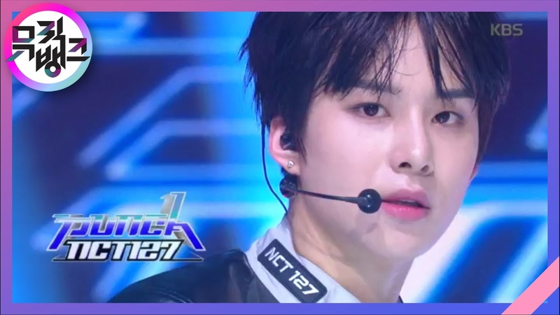 The Final Round Punch - NCT 127 [뮤직뱅크Music Bank] 20200529