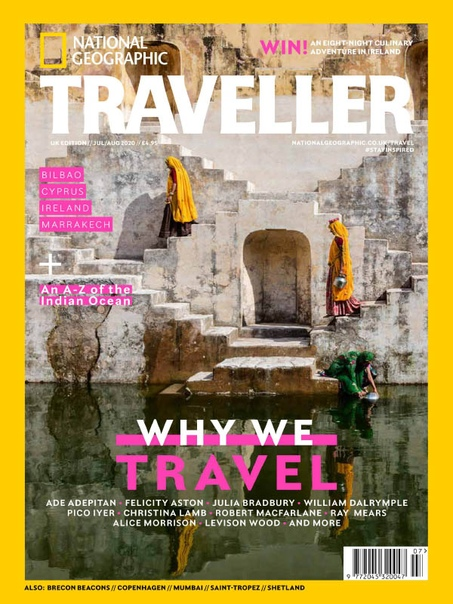 2020-08-01 National Geographic Traveller UK
