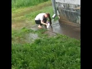 Вот что нужно делать, если отключили горячую воду, никогда не падайте духом!) Юмор Новокузнецк