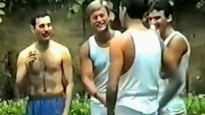 Rare Footage Of Freddie Mercury s Private Life