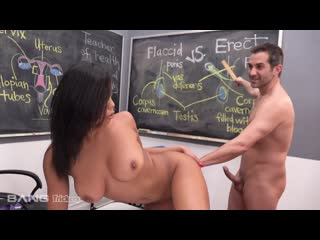 Bang - Gets Is A Star Athlete That Gets Fucked By Her Health Teacher / Nia Nacci