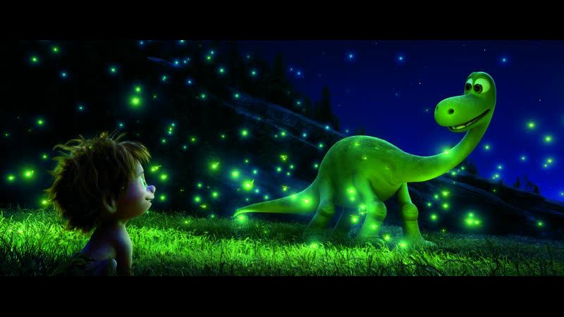 Хороший динозавр 2015 Жанр мультфильм фэнтези драма комедия приключения семейный