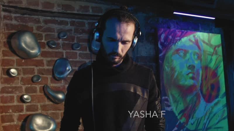 Yasha F Live Stream @ May 2020 Moscow