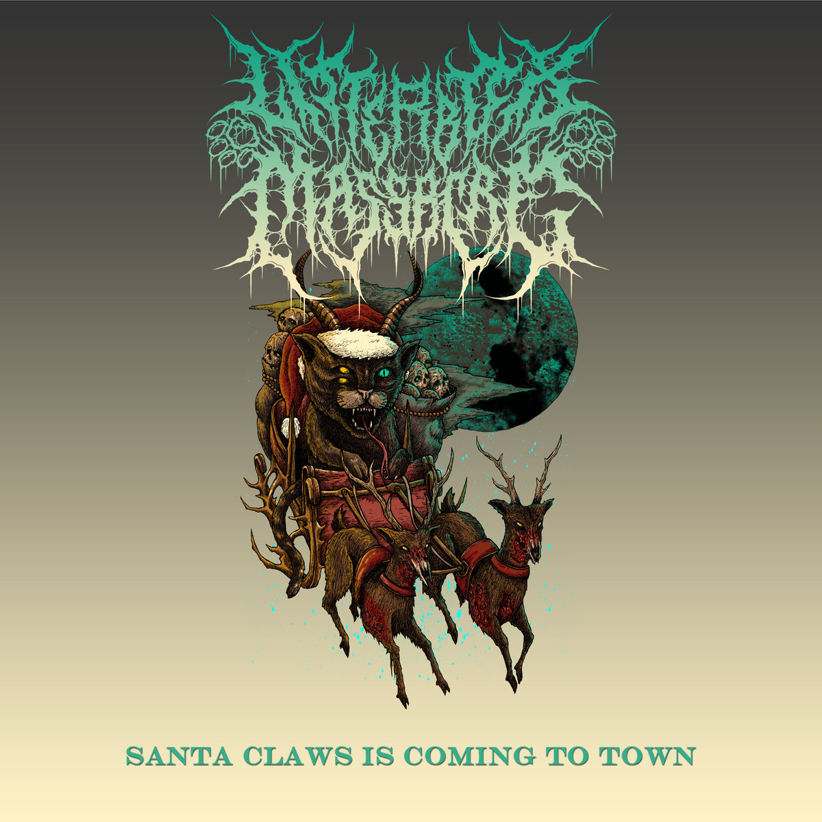 Litterbox Massacre - Santa Claws is Coming to Town [single] (2019)