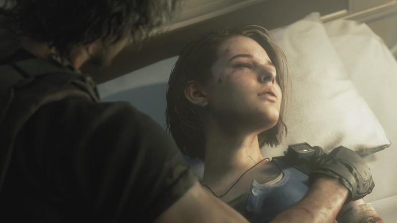 Resident Evil 3 Remake 3 ищем вакцину для Джилл