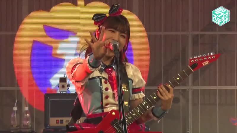 [Nisshin Shokuhin POWER STATION] Poppin Party – Hello! Wink!