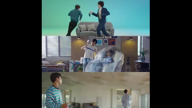 JIKOOK BEING THE CUTEST ON COMMERCIALS BIG YES