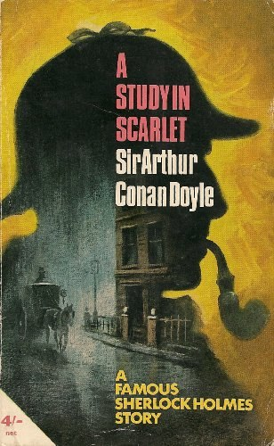 This is where it all began, the very first Sherlock Holmes story.