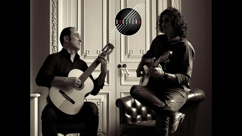 DUOSFERA 'CAPE HORN' Awesome Guitar Duo