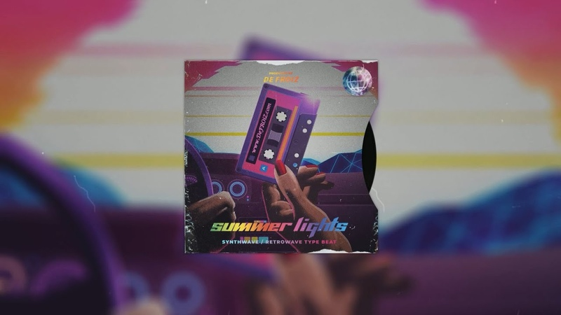 De FROiZ Summer Lights Inspired Beat Zivert x Dua Lipa Synthwave Retrowave Instrumental 2020