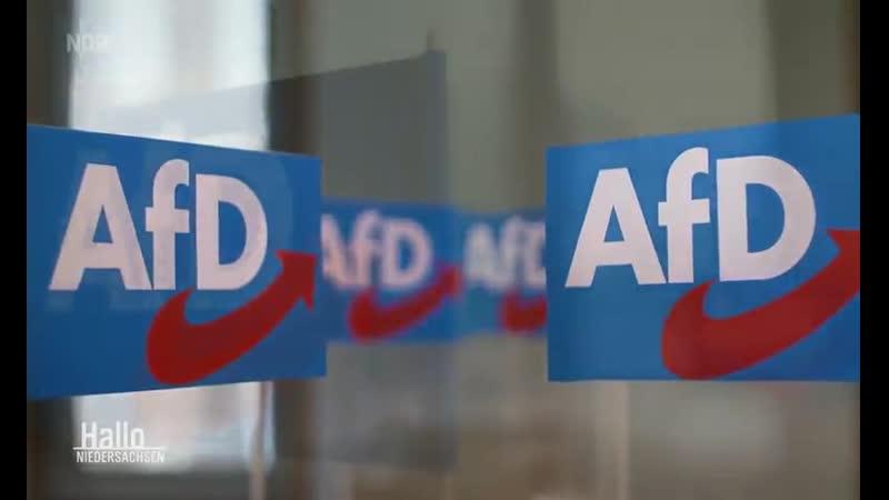 AfD Niedersachsen und der Verfassungsschutz - Hallo Niedersachsen 27-5-2020 - Klein - Teil 2