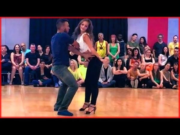 Despacito Dance Zouk Arthur Santos Mathilde dos Santos Jack Jill at Casa do Zouk