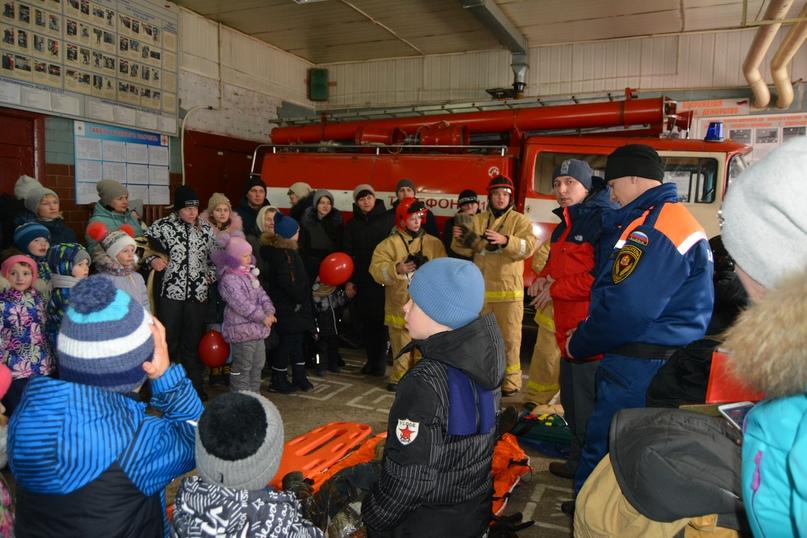 В Коврове прошел день открытых дверей посвященный 116-летнему дню рождения пожарного депо., изображение №21