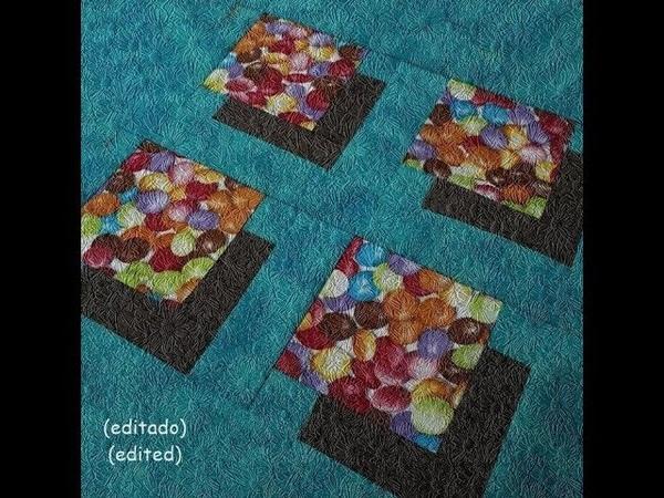 Floating Squares Quadrados Flutuantes