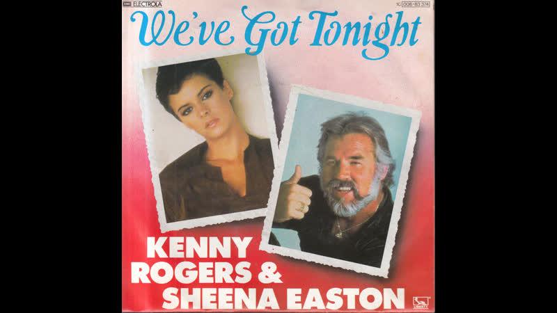 Kenny Rogers Dead Weve Got Tonight w Sheena Easton