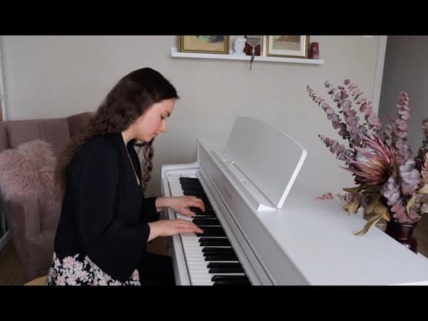 Димаш Любовь похожая на сон Piano cover Караоке версия 2020