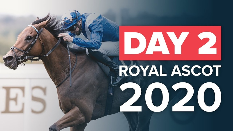 Royal Ascot 2020 - Day 2 Highlights LORD NORTH, TACTICAL RUSSIAN EMPEROR