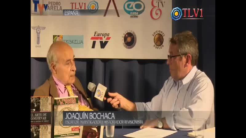 Joaquim Bochaca Oriol fala da idéia da Europa das Etnias gestada nas Waffen SS