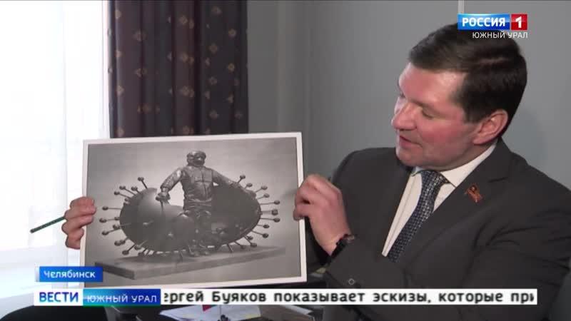 Герои нашего времени В Челябинске рассказали где установят памятник медикам l