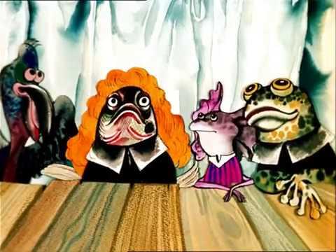 Алиса в Стране чудес 3 серия 1981 Мультфильм по мотивам сказки Л Кэрролла Золотая коллекция