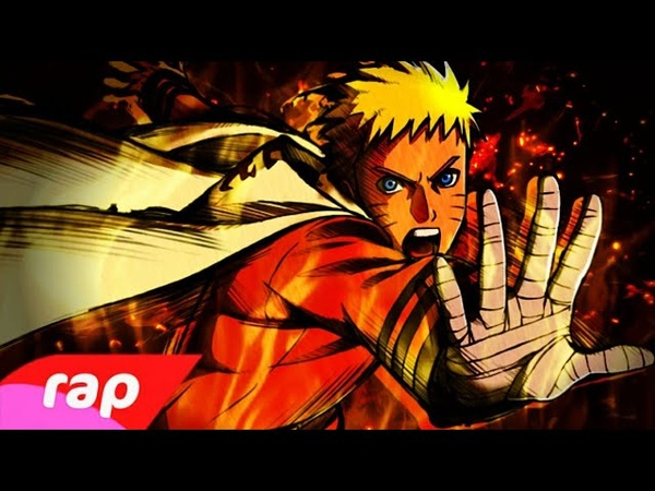 (REEDITADO) Rap do Naruto O Sétimo Hokage (Nerd Hits) - 7 Minutoz