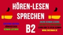 German Listening B2 | Hörverstehen B2 | 1