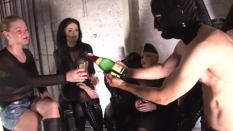 Mistress Blackdiamoond - Lady Chanel,  girls  night