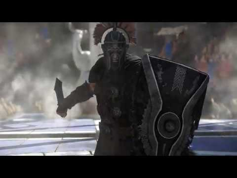 Колизей Ryse Son of Rome 4K 60FPS AMVGMV