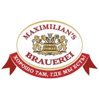 Логотип Ресторан «Максимилианс» Екатеринбург