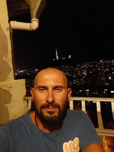 George, 44, Zugdidi