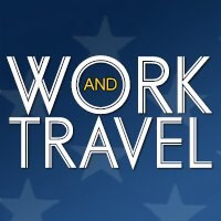 Логотип Global Vision Казань - Work And Travel USA