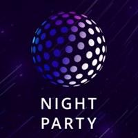 Логотип NIGHTPARTY Нижний Новгород