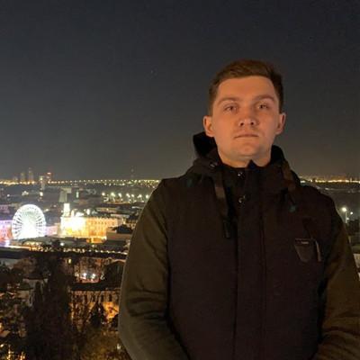 Никита, 27, Donetsk