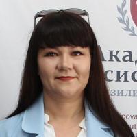 Фотография Аюны Мироновой